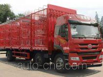 解放牌CA5250CCQP1K2L7T3E4A80型畜禽运输车