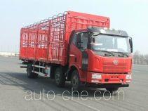解放牌CA5250CCQP62K1L7T3E5型畜禽运输车