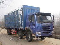 解放牌CA5250CCQPK2L7T3E5A80型畜禽运输车
