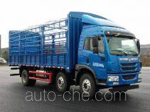 解放牌CA5250CCYPK2L5T3E5A80-1型仓栅式运输车