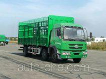 Huakai CA5250CLXYP1K2L1T3E3 stake truck