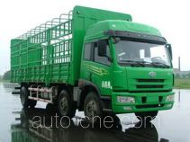 Huakai CA5250CLXYP1K2L1T3E3B грузовик с решетчатым тент-каркасом