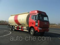 FAW Jiefang CA5250GFLP66K2L5T1E4 low-density bulk powder transport tank truck