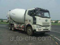 解放牌CA5250GJBP66K24L2T1E4型混凝土搅拌运输车
