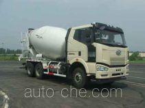 解放牌CA5250GJBP66K2L1T1E4型混凝土搅拌运输车