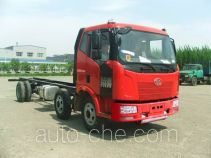 FAW Jiefang CA5250GYYP62K1L6T3E4 oil tank truck chassis