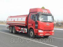 解放牌CA5250GYYP63K1L3T1E4型运油车
