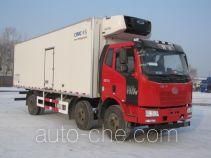 FAW Jiefang CA5250XLCP62K1L7T3E5 refrigerated truck