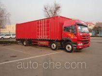 解放牌CA5250XXYP1K15L7T3NE5A80-3型厢式运输车
