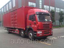 解放牌CA5250XXYP1K2L5T3E5A80-3型厢式运输车