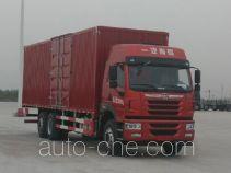 FAW Jiefang CA5250XXYP2K2L7T2E5A80 box van truck