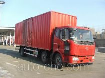 解放牌CA5250XXYP62K1L7T3E5型厢式运输车