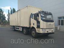 FAW Jiefang CA5250XXYP62K1L7T3E5Z box van truck