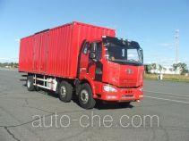 FAW Jiefang CA5250XXYP63K1L5T3E5Z box van truck