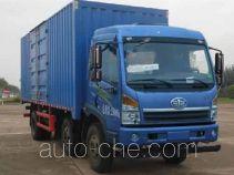解放牌CA5250XXYPK2L7T3E4A80-3型厢式运输车