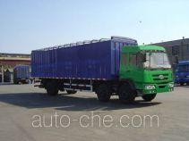 Huakai CA5250XYP1K2L1T3E3 soft top box van truck