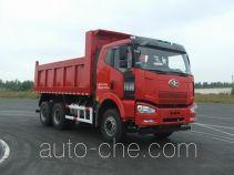 FAW Jiefang CA5250ZLJP66K24L1T1E4 dump garbage truck