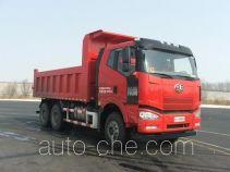 解放牌CA5250ZLJP66K24L2T1E4型自卸式垃圾车