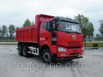 FAW Jiefang CA5250ZLJP66K24LT1E4 dump garbage truck