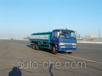 Cabover oil tank truck