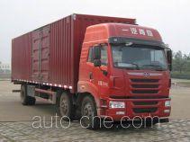 FAW Jiefang CA5251XXYP2K2L7T3E4A80-3 box van truck