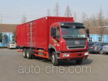 FAW Jiefang CA5253XXYP2K2L1T1E4A80-3 box van truck