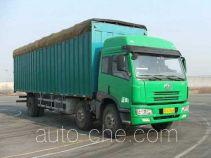 FAW Jiefang CA5253XXYP7K2L11T3AE soft top box van truck