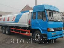 Light fuel oil tank truck