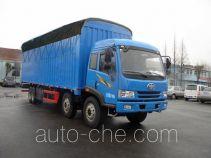FAW Jiefang CA5300XXYPK2L7T4EA80-2 soft top box van truck
