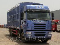 解放牌CA5310CCQP2K2L7T4E5A80型畜禽运输车
