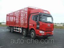 解放牌CA5310CCQP63K2L6T10E4型畜禽运输车