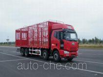 解放牌CA5310CCQP63K2L6T4A1E4型畜禽运输车
