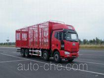 解放牌CA5310CCQP66K24L7T4E4型畜禽运输车