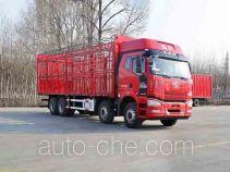 解放牌CA5310CCQP66K2L7T4E5型畜禽运输车