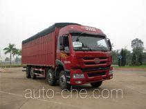 FAW Jiefang CA5310CPYP1K2L7T10E4A80-2 soft top box van truck