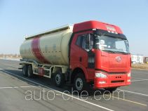 FAW Jiefang CA5310GFLP66K24L7T4E4 low-density bulk powder transport tank truck