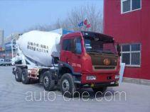 解放牌CA5310GJBP2K2T4NE5A80型混凝土搅拌运输车