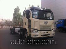 FAW Jiefang CA5310GJBP63K2T4E4 concrete mixer truck chassis