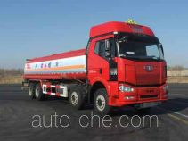 Diesel cabover oil tank truck