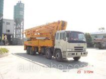 FAW Jiefang CA5310THBA80 concrete pump truck