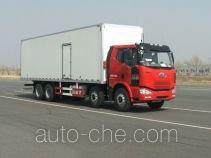 FAW Jiefang CA5310XBWP63K1L6T4E insulated box van truck