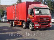 FAW Jiefang CA5310XXYP1K2L7T10E4A80-3 box van truck
