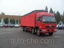FAW Jiefang CA5300XXYP2K2L7T10EA80-2 soft top box van truck