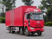 FAW Jiefang CA5310XXYP63K1L6T4A1HE diesel cabover box van truck
