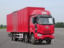 FAW Jiefang CA5310XXYP63K2L6T4A1HE diesel cabover box van truck