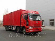 FAW Jiefang CA5310XXYP66K24L7T4E5 box van truck