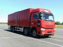 FAW Jiefang CA5310XXYP66K2L7T4E4 box van truck