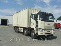 解放牌CA5310XXYP66K2T4E5Z型厢式运输车