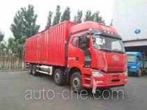 解放牌CA5310XXYP66L7T4E24M5型厢式运输车