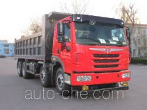 FAW Jiefang CA3310P2K2L5T4E5A80 diesel cabover dump truck